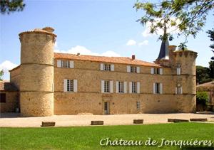 Château de Jonquières, France